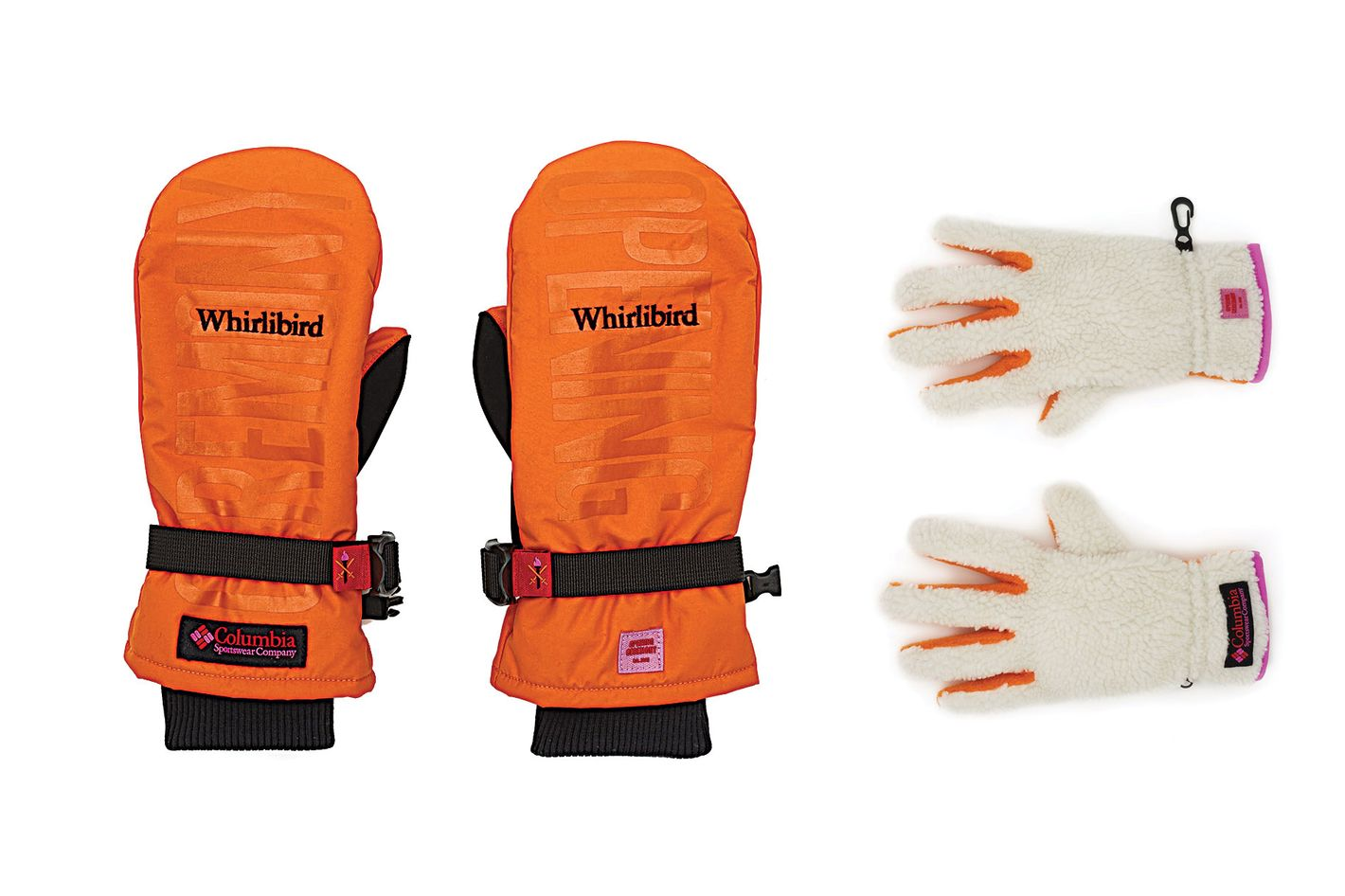 Columbia x Opening Ceremony Whirlibird Interchange Ski Glove