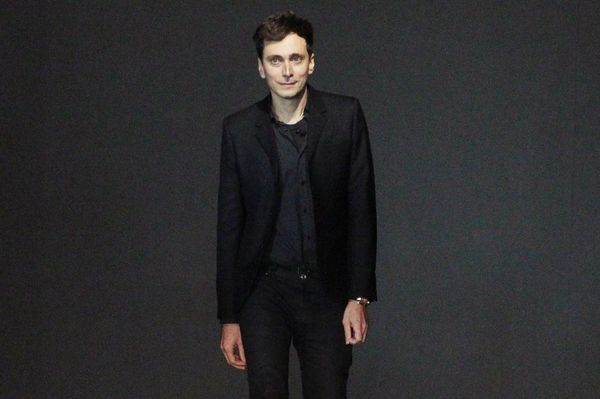 Hedi Slimane Denies He's Starting His Own Label