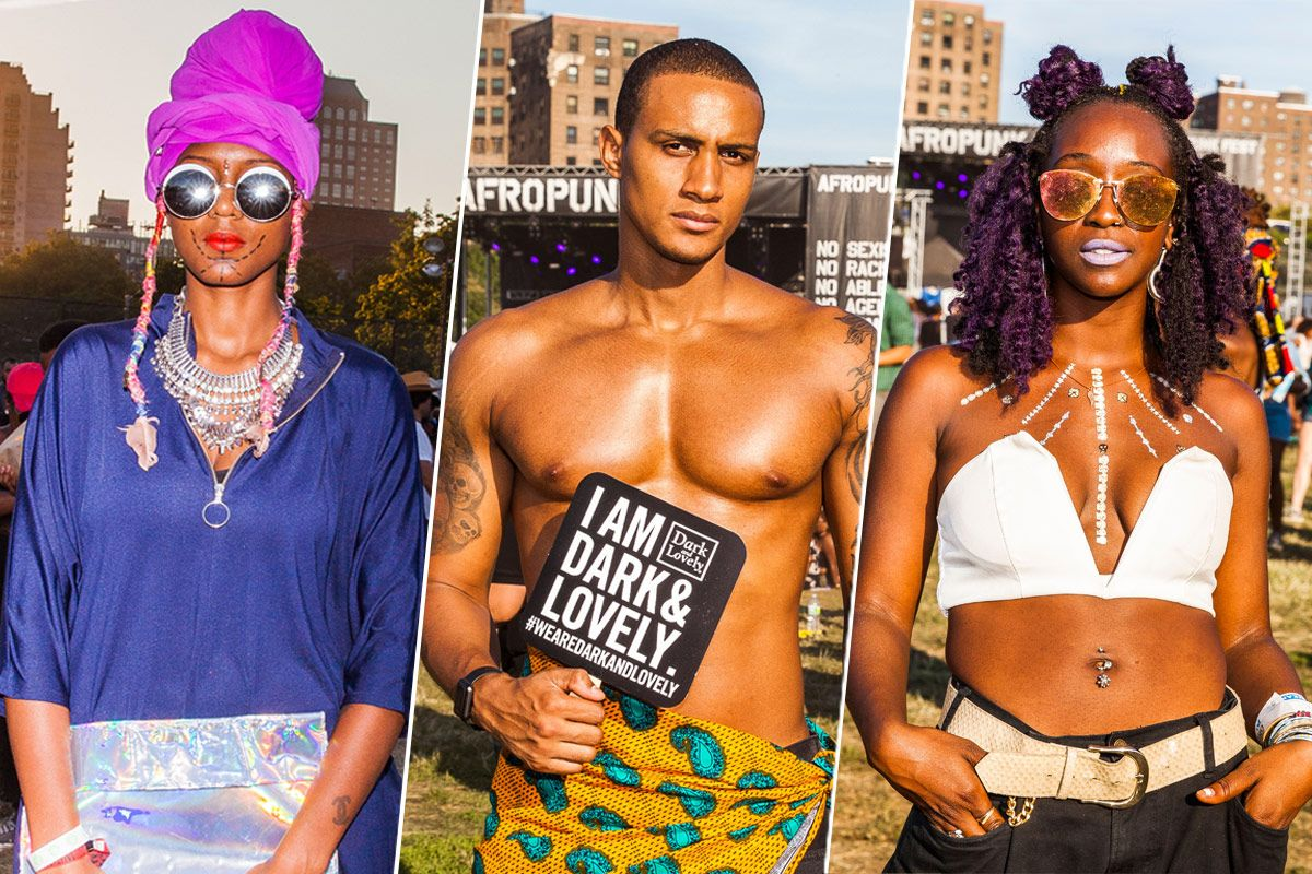 The Best Style From Afropunk 2016