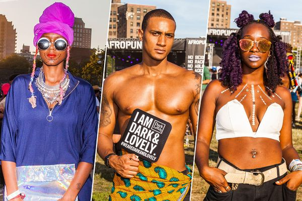 30 Insanely Well-Dressed People on What Afropunk Means to Them