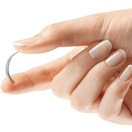 The Essure permanent birth control implant.