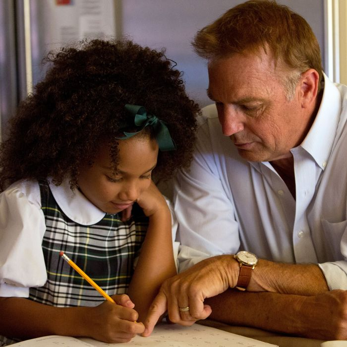 Movie Review: Black or White Has Big Ideas But Not Much Humanity