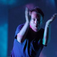 Thom Yorke of Radiohead (Photo by Jeff Kravitz/FilmMagic)