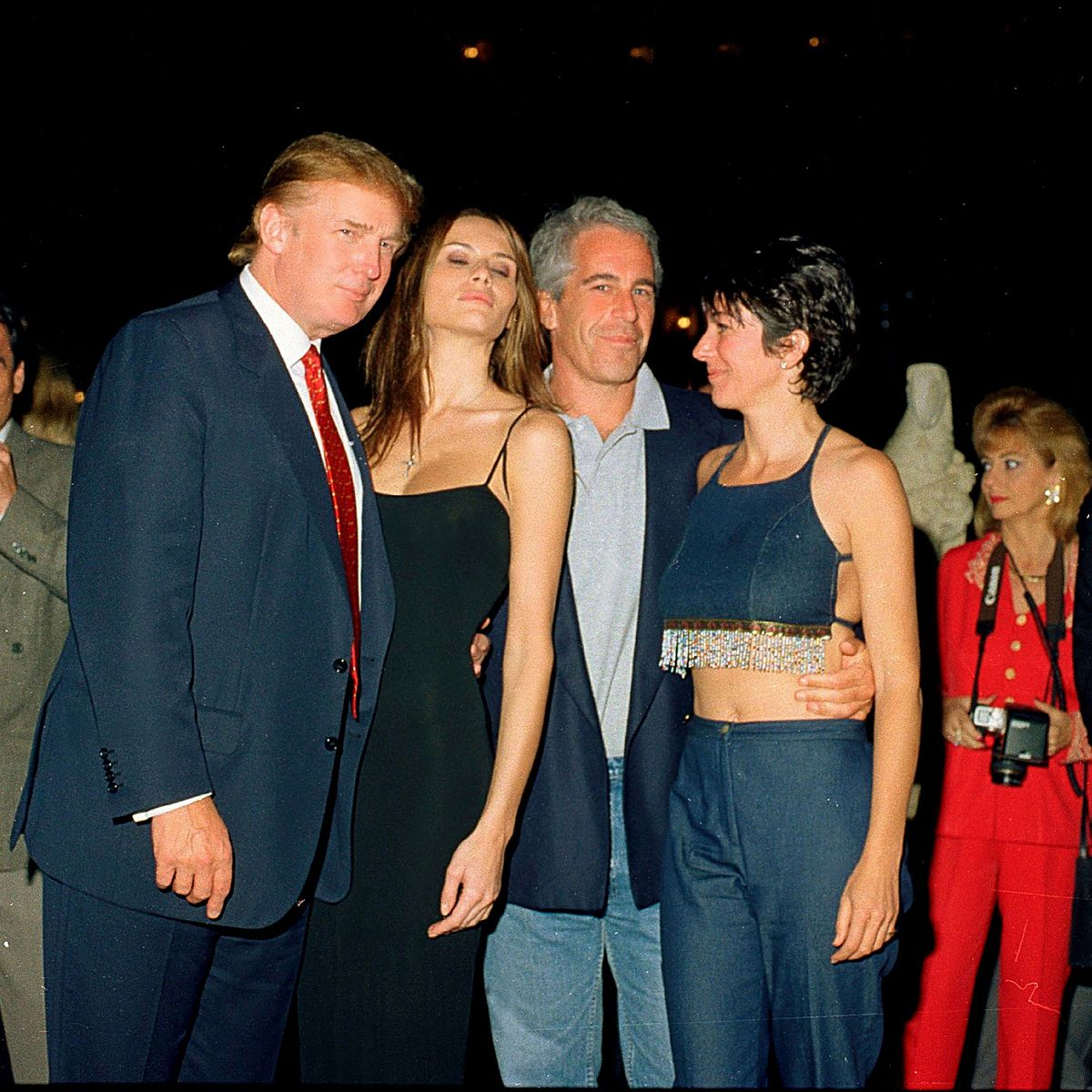 Jeffrey Epstein S Rolodex Famous Friends And Acquaintances