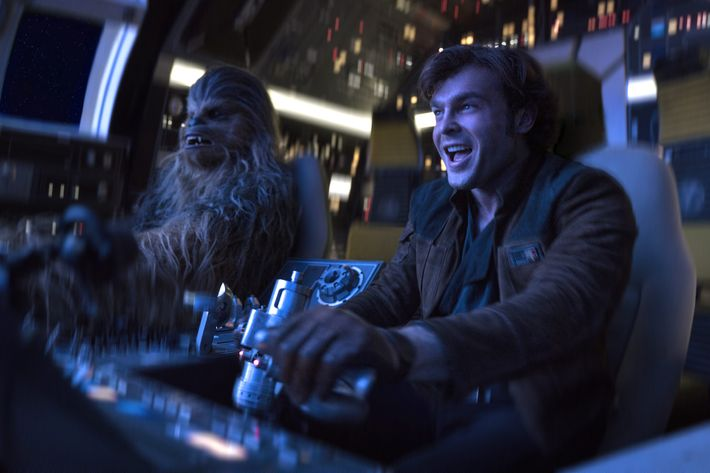 Solo & Chewie