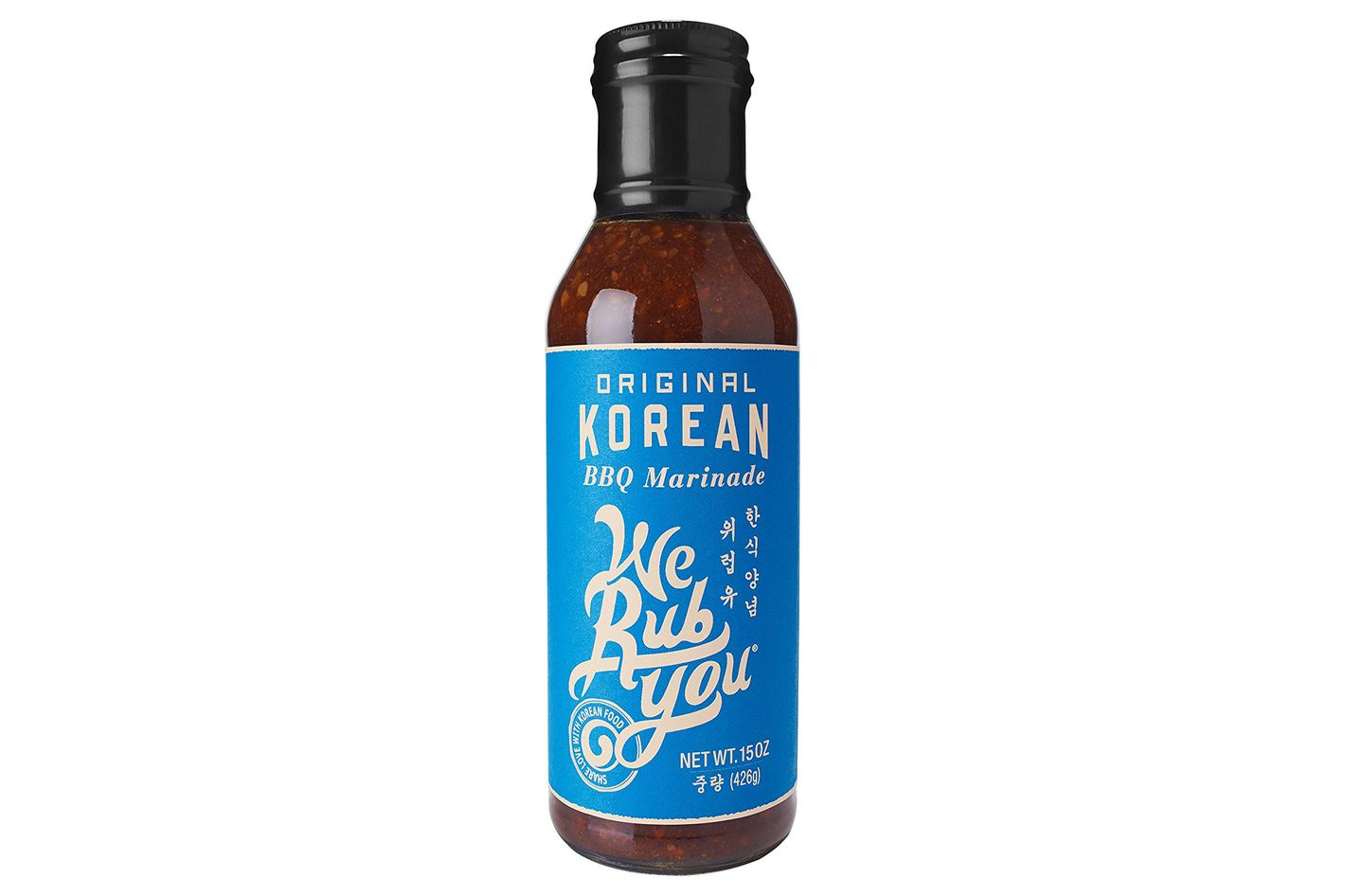We Rub You Korean BBQ Marinade