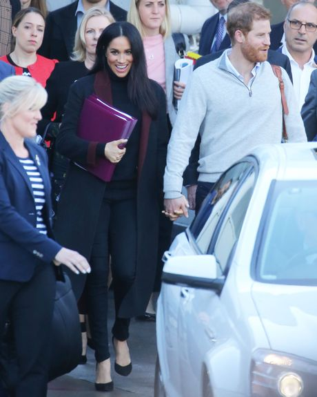 Meghan Markle S Royal Tour See Her Best Fashion Style