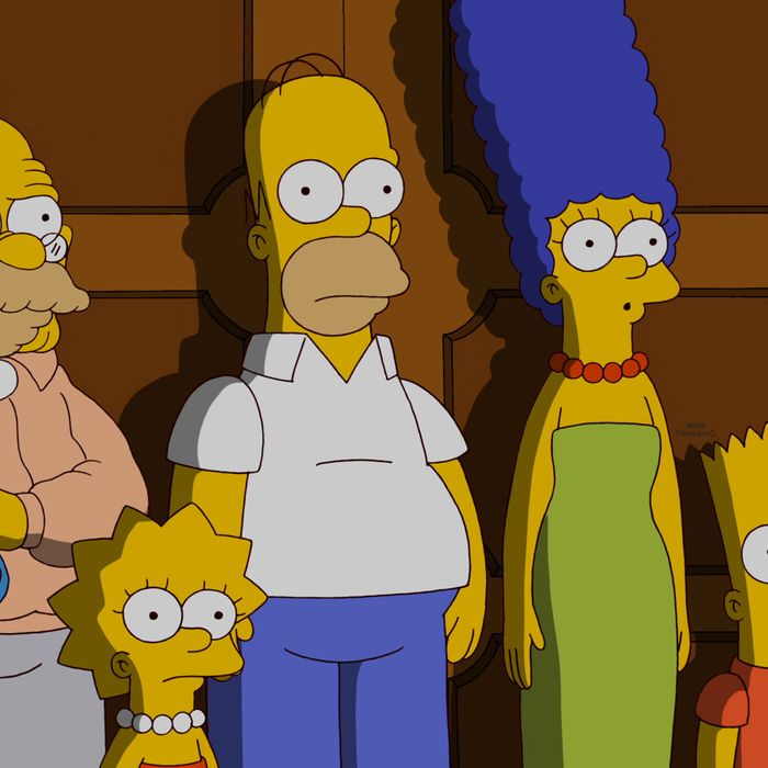 Seitz On Why After 500 Episodes Slagging The Simpsons Is Unfair