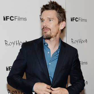 NEW YORK, NY - JULY 07: Actor Ethan Hawke attends the