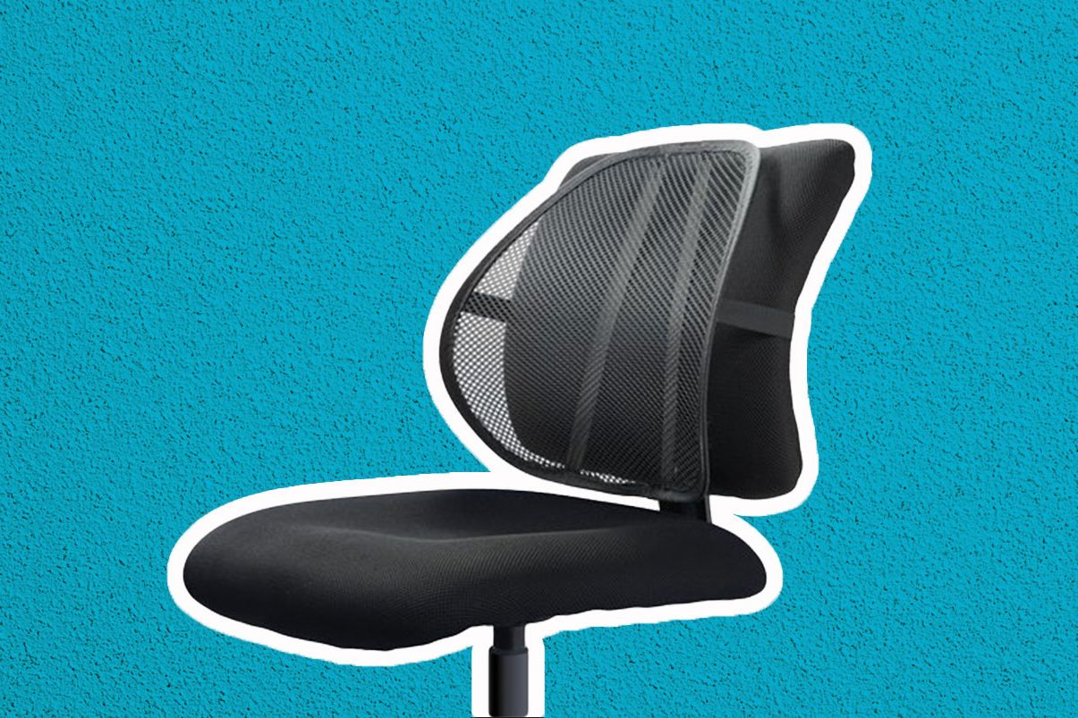 The Best Lumbar Support for Your Office Chair Back Support For Office Chairs on chair cushion for office, chair with adjustable lumbar support, chair back support products, best ergonomic chair lumbar support for office,