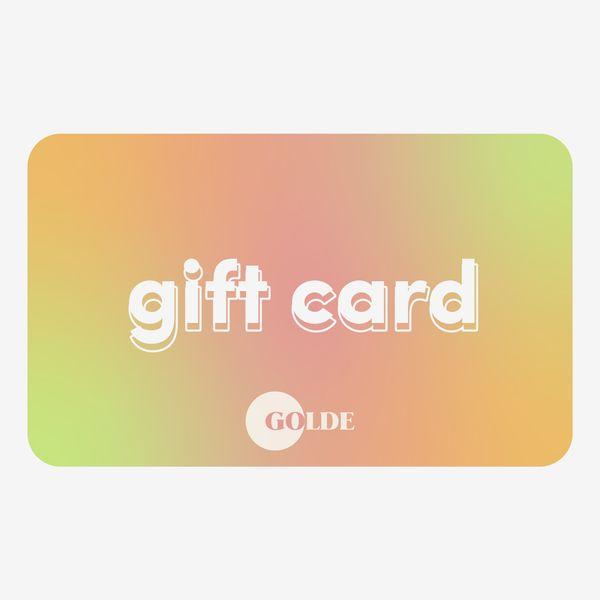 Golde E- Gift Card