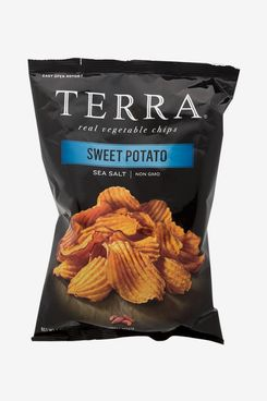 Terra Chips, Real Vegetable Chips With Sea Salt — Sweet Potato
