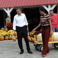 Obama's still hauling it in.