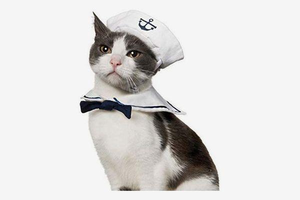 Namsan Cat Sailor Outfit
