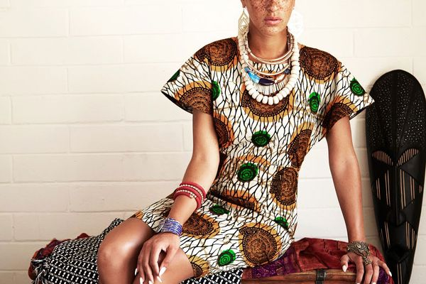 Kutula by Africana Dress