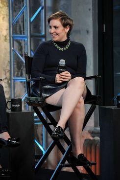 Lena Dunham.