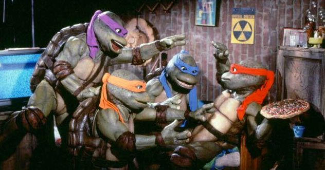 Nostalgia Fact Check How Does Teenage Mutant Ninja Turtles Hold Up