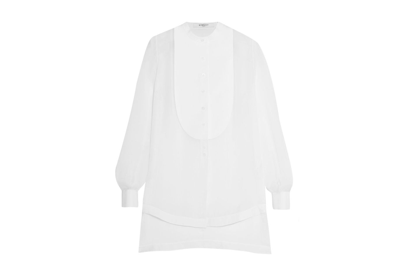 Givenchy silk shirt