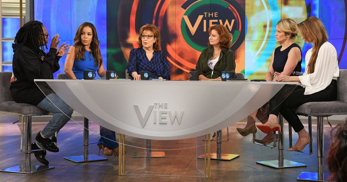 The View Is Getting A Ratings Boost Thanks To Trump