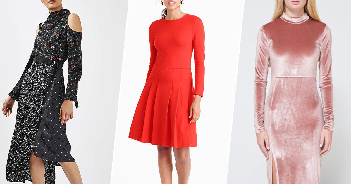 ca55a2cc0c5 The Best Long-Sleeved and Sweater Dresses for Winter