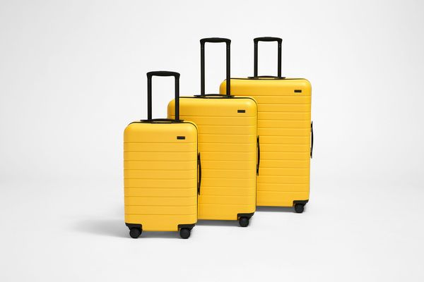 The Bigger Carry-On Hard Shell Suitcase