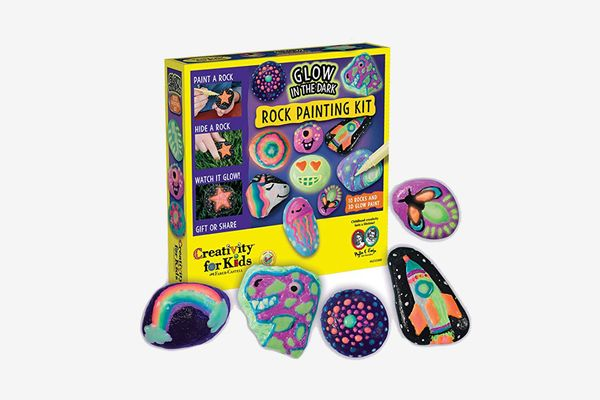 Glow in the Dark Rock Painting Kit