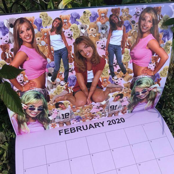 Official OfficialSeanPenn 2020 Calendar