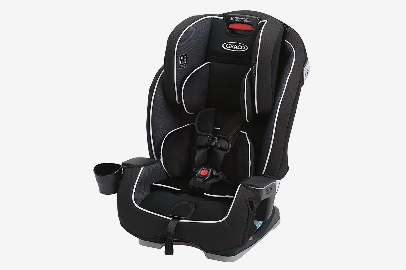 Graco Milestone All In 1 Convertible Car Seat