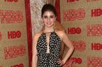 LOS ANGELES, CA - JANUARY 12:  Actress Shiri Appleby attends HBO's Post 2014 Golden Globe Awards Party held at Circa 55 Restaurant on January 12, 2014 in Los Angeles, California.  (Photo by Frederick M. Brown/Getty Images)