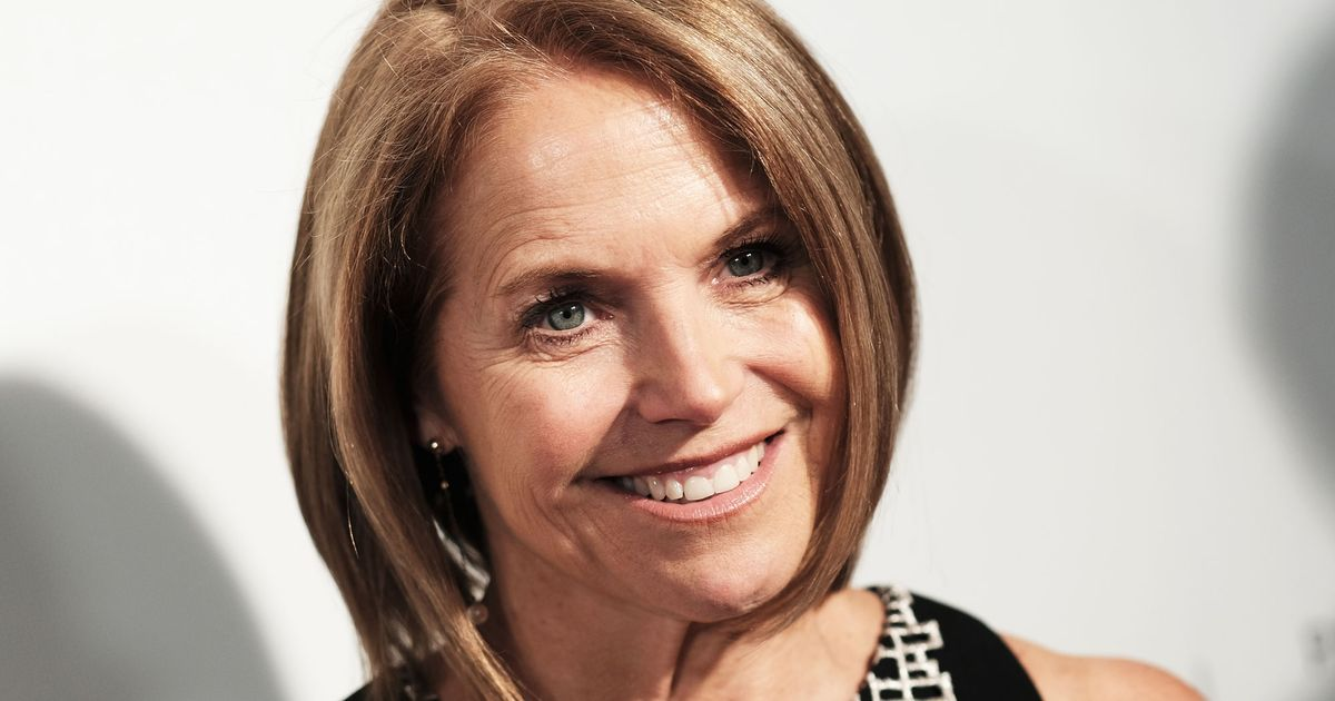 Katie Couric Is 'Incredibly' Upset Over the Allegations Against Matt Lauer