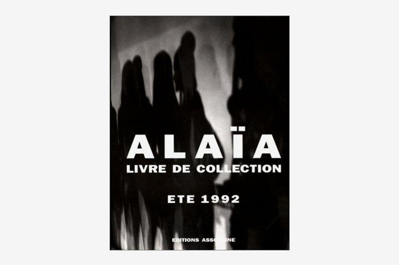 Alaïa: Livre de Collection