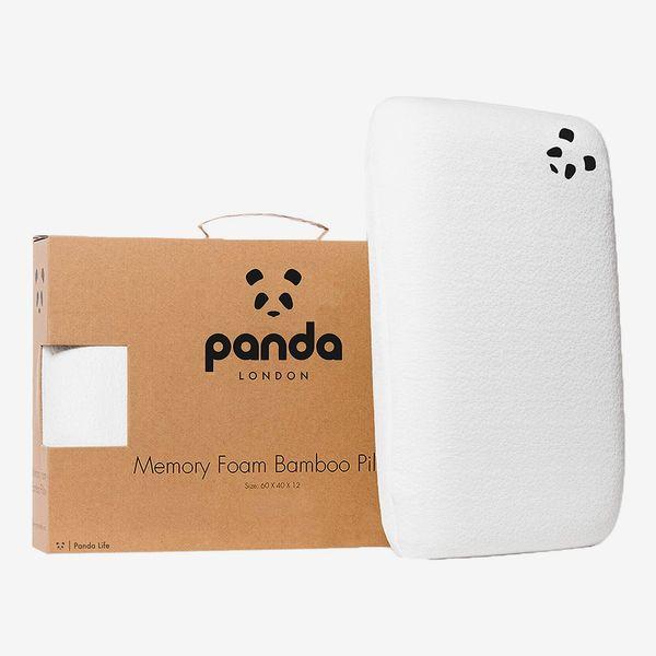 Panda Bamboo Memory Foam Pillow