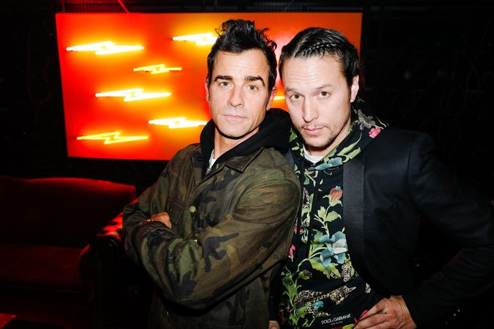Justin Theroux and Cary Fukunaga.