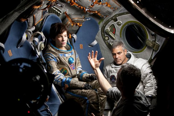 Interview With :    'Gravity' Director Alfonso Cuaron