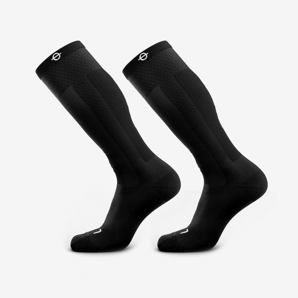Lasso Gear Travel Compression Socks, 2-pack