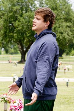 Jason Segel: The ultimate dadbod.
