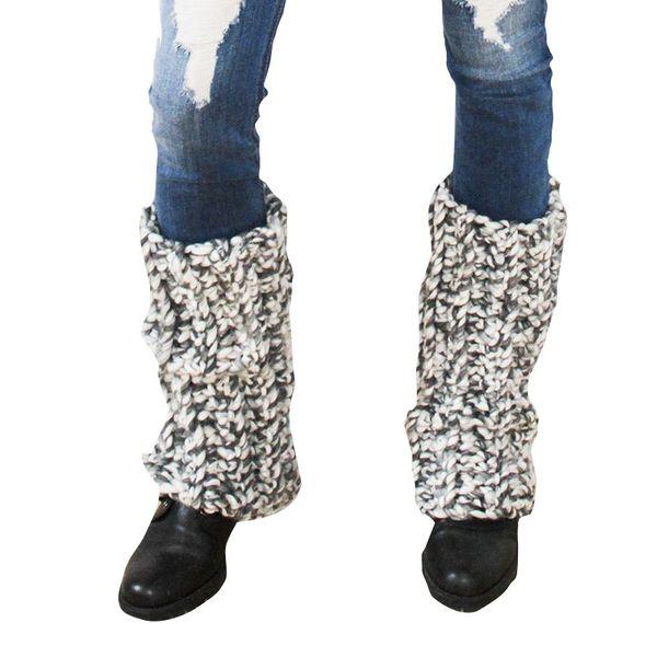 Krysten Ritter's Leg Warmers Crochet Kit