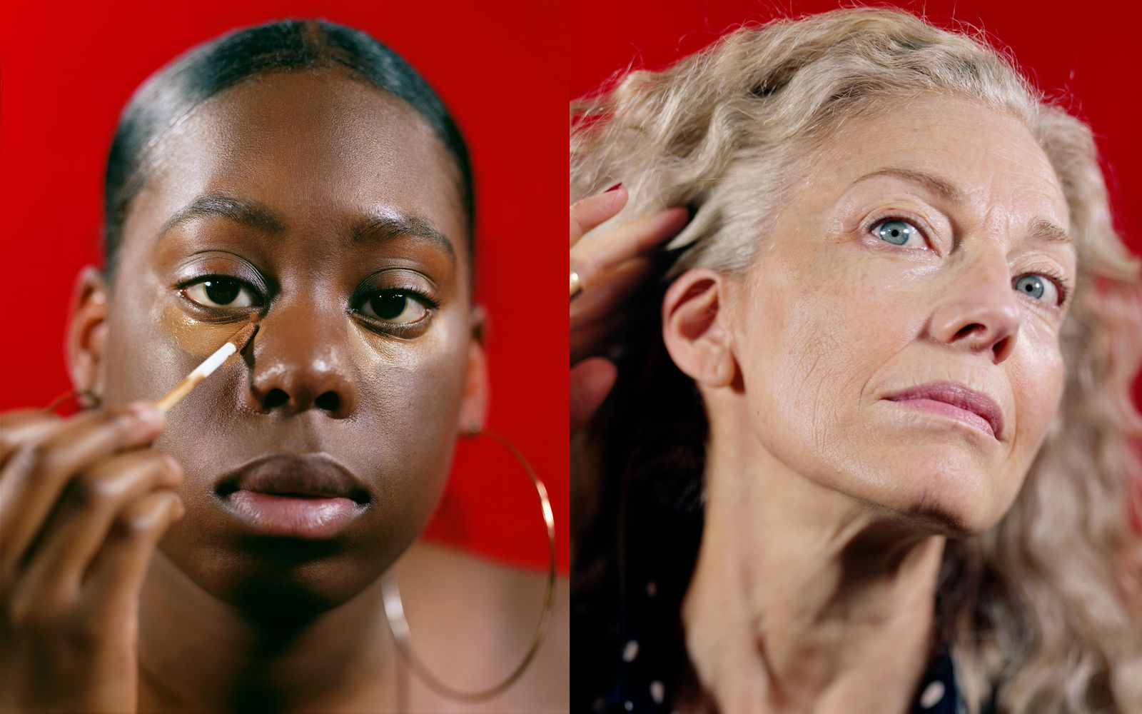 The Mirror Face Of 17 New York Women