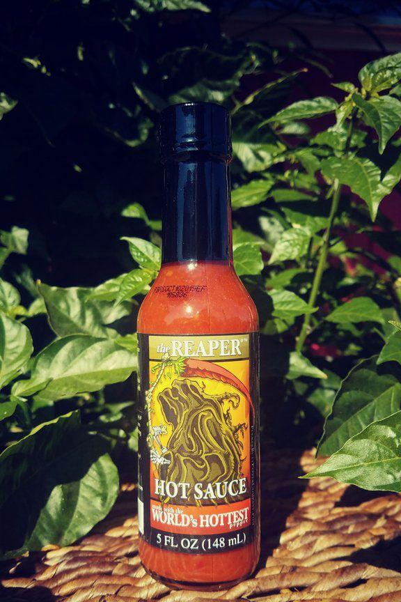 Puckerbutt Reaper Sauce
