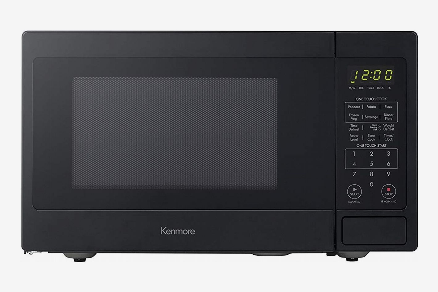 Kenmore 70719 Small 700w Countertop Microwave 0 7 Cu Ft