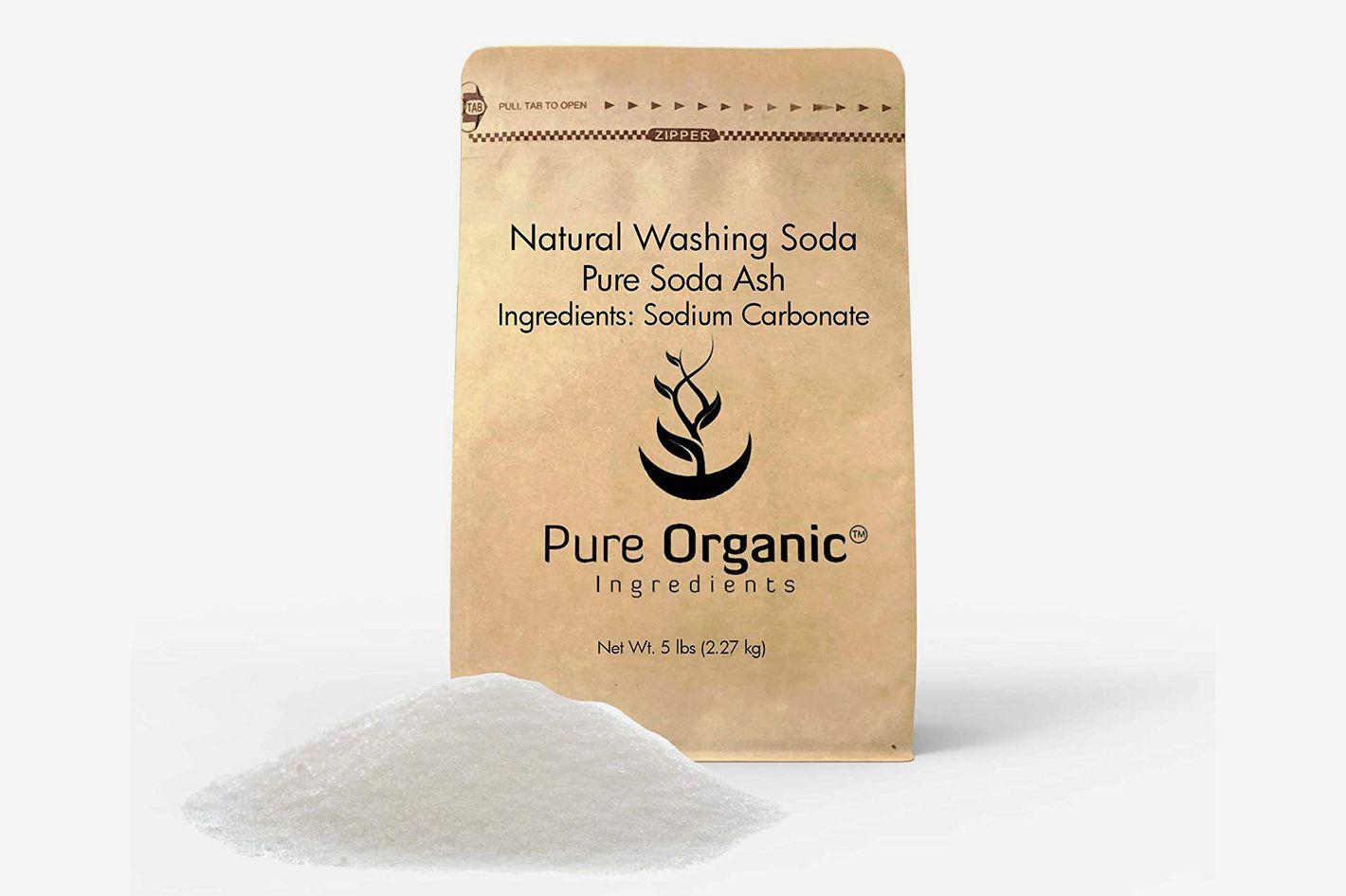 Natural Washing Soda Ash