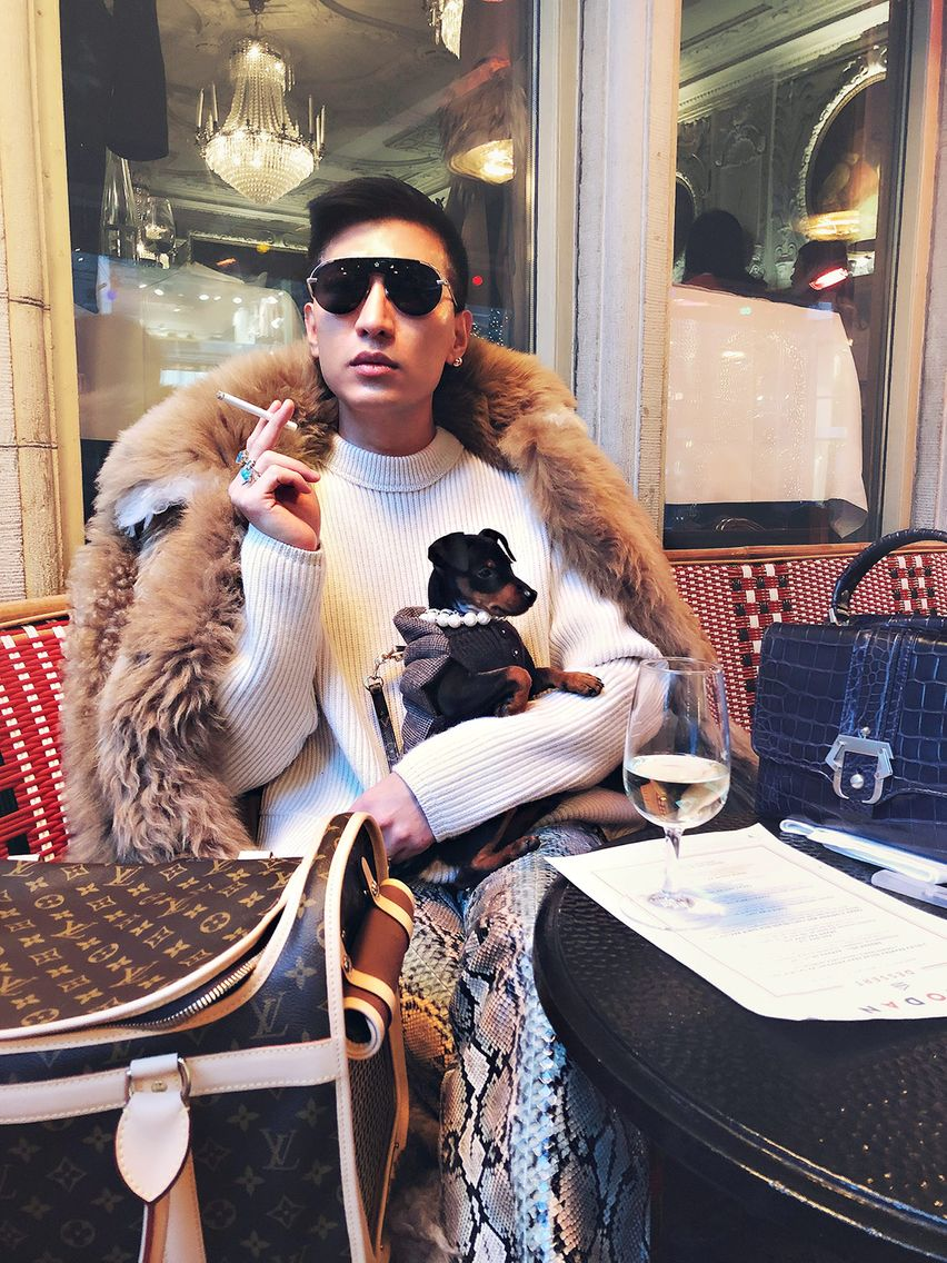 a06725773d1a Instagram Influencers Are the New Fashion Establishment