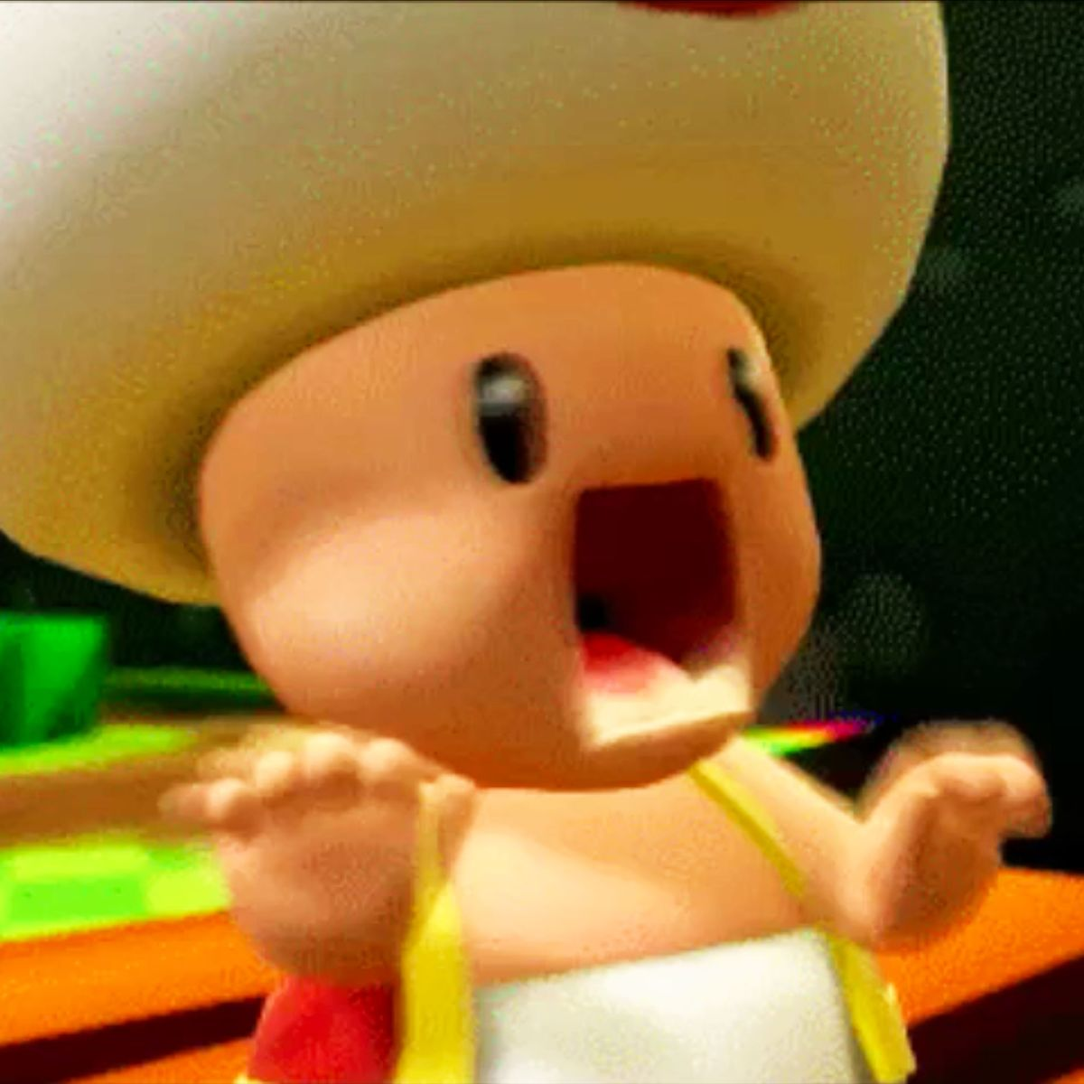 Toad Is Distraught About Being Shaped Like Trump S Dick