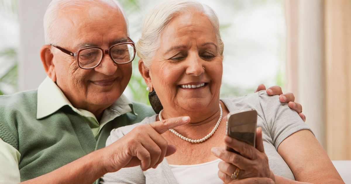 Canadian Senior Online Dating Site