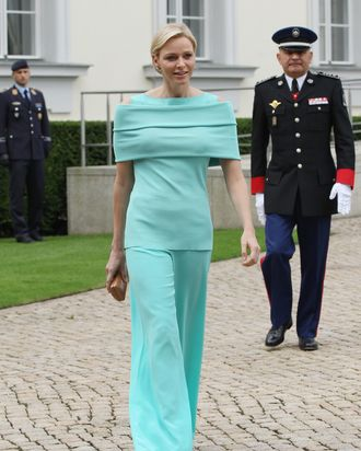 Princess Charlene of Monaco.