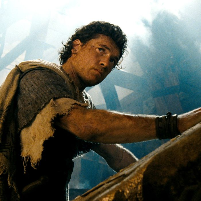 """SAM WORTHINGTON as Perseus in Warner Bros. Pictures' and Legendary Pictures' action adventure """"WRATH OF THE TITANS,"""" a Warner Bros. Pictures release."""
