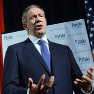George Pataki Makes Announcement On Presidential Race