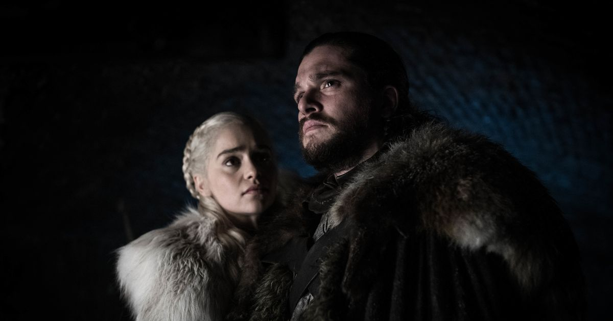 Game of Thrones: Jon and Dany's Incest Is Creepy, Right?