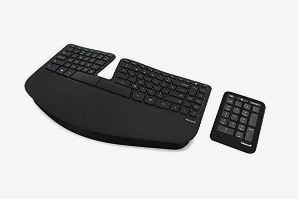 Microsoft Sculpt Ergonomic Keyboard for Business (5KV-00001)