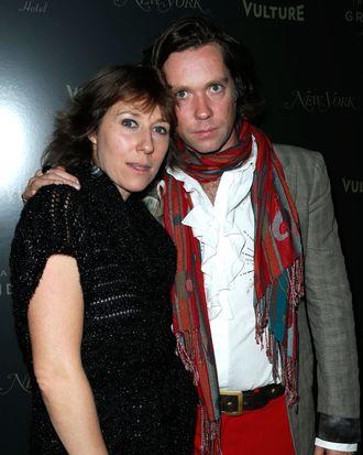 Martha Wainwright, Rufus Wainwright - After Party for RUFUS and MARTHA WAINWRIGHT'S Film: SING ME THE SONGS THAT SAY I LOVE YOU - Tribeca Grand Hotel, New York - November 10, 2012